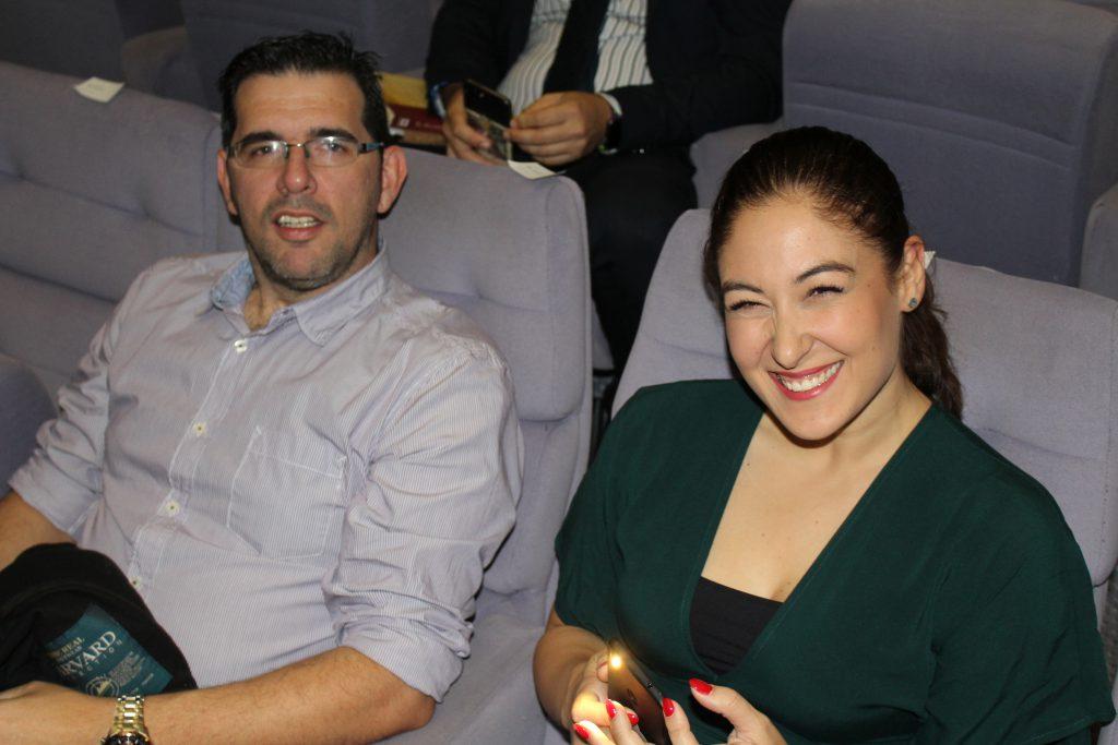 Sheila y Sergio