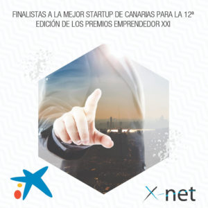 Finalista mejor startup