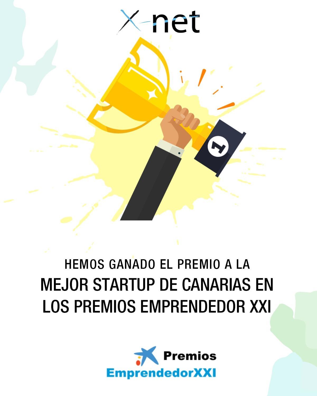Ganador Premio Emprendedor XXI