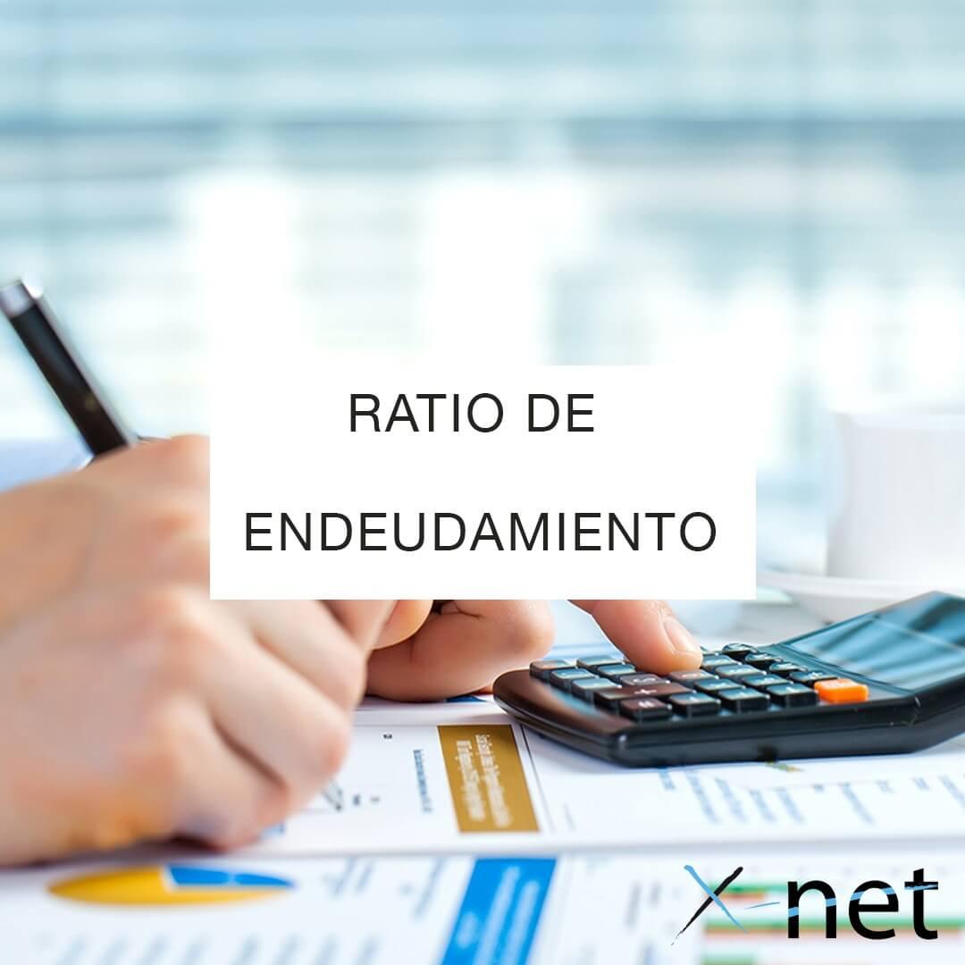 Ratio de endeudamiento