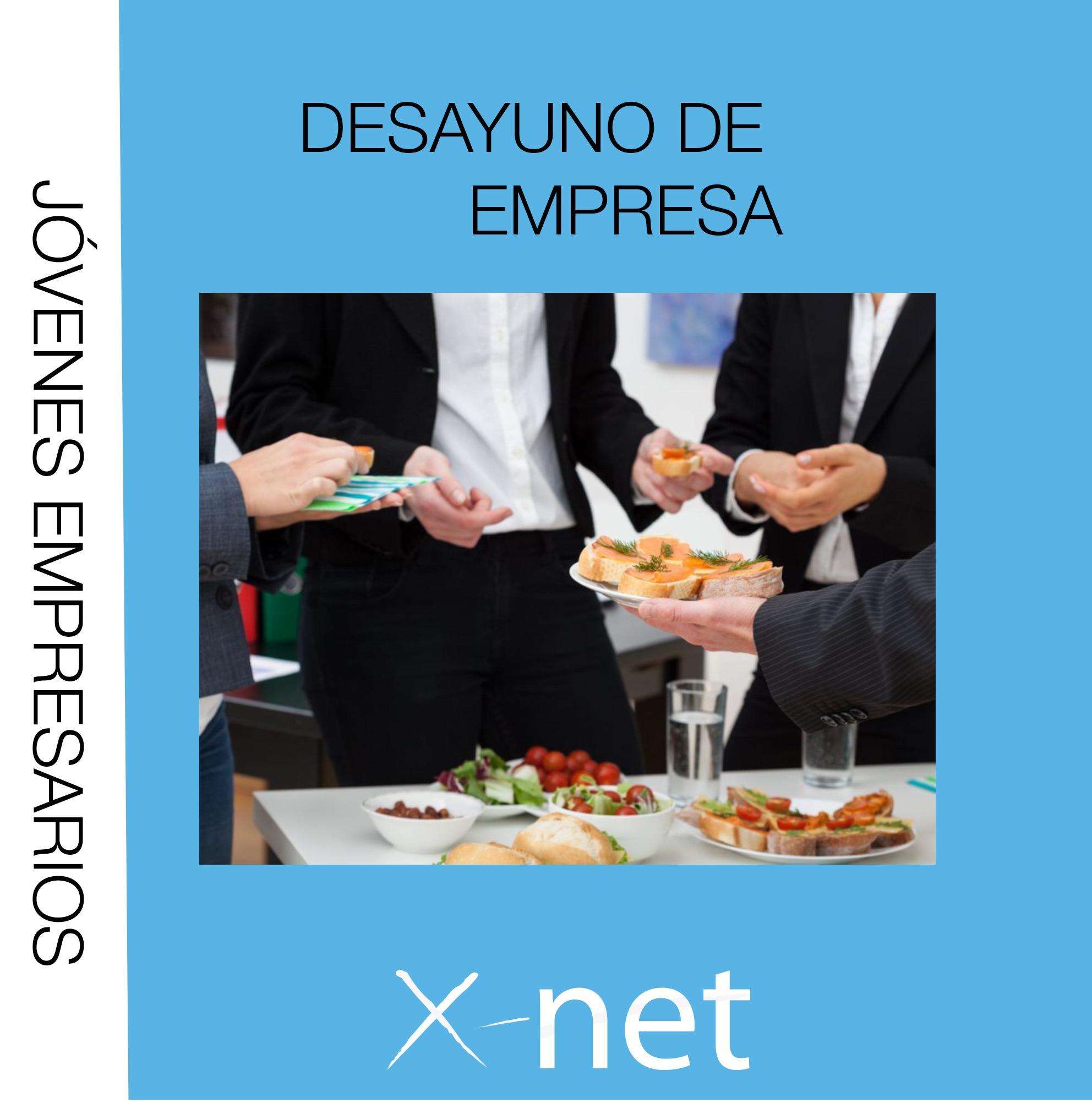 Desayuno con Jovenes Empresarios