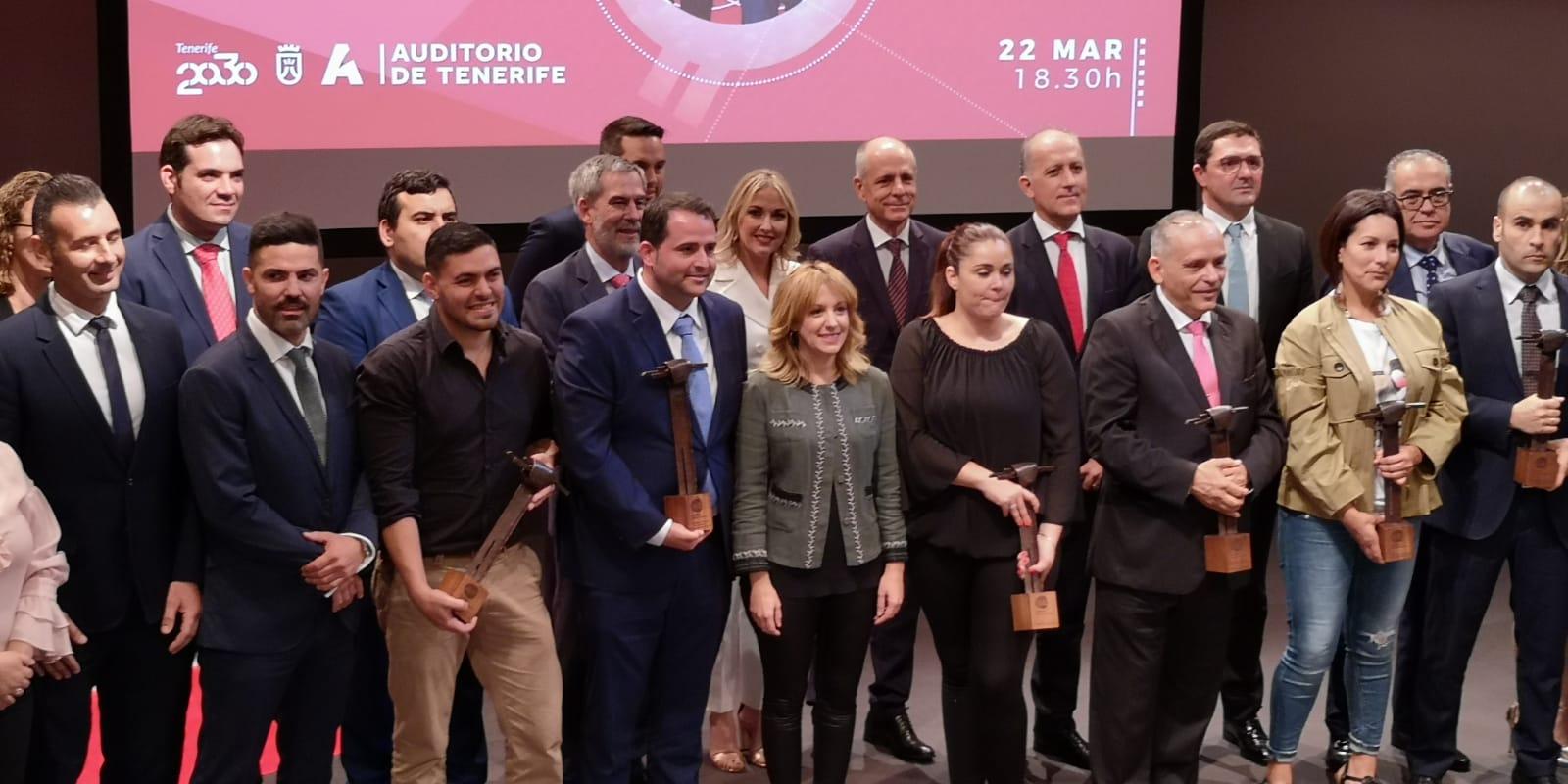 WhatsApp Image 2019 03 22 at 20.29.43 - Ganadores del Premio Joven Empresario de la Provincia de Santa Cruz de Tenerife.