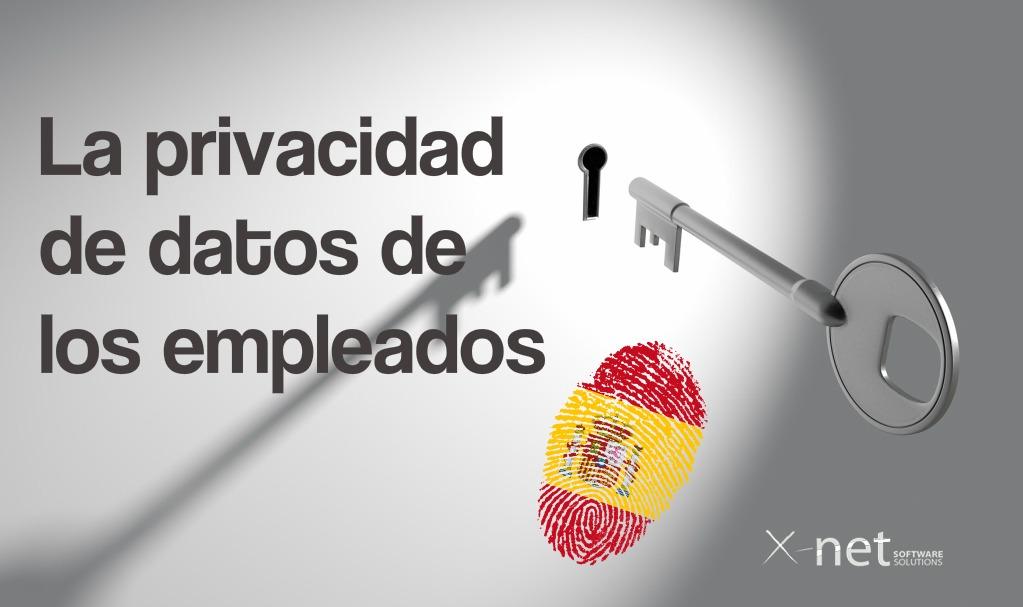 La privacidad de datos de los empleados