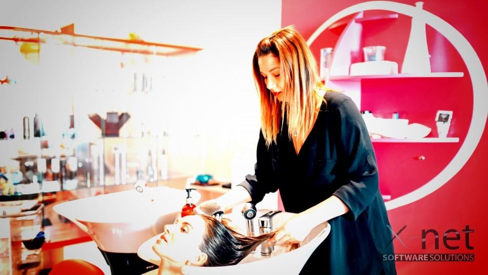 control de horario para barberías y peluquerías