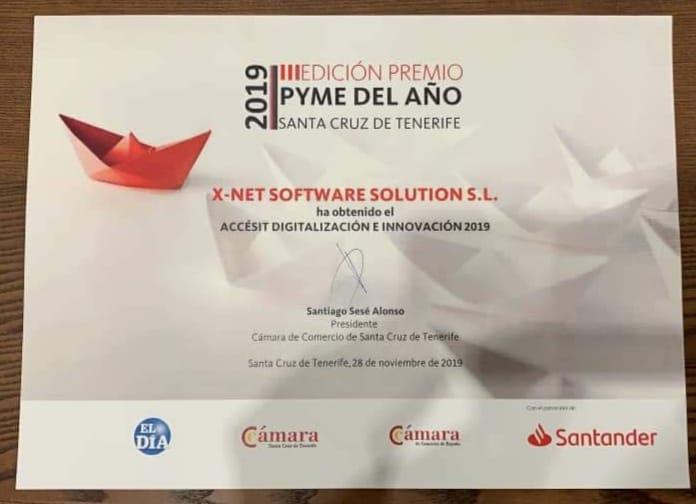 pyme 2019 premio - Premio Pyme del año 2019