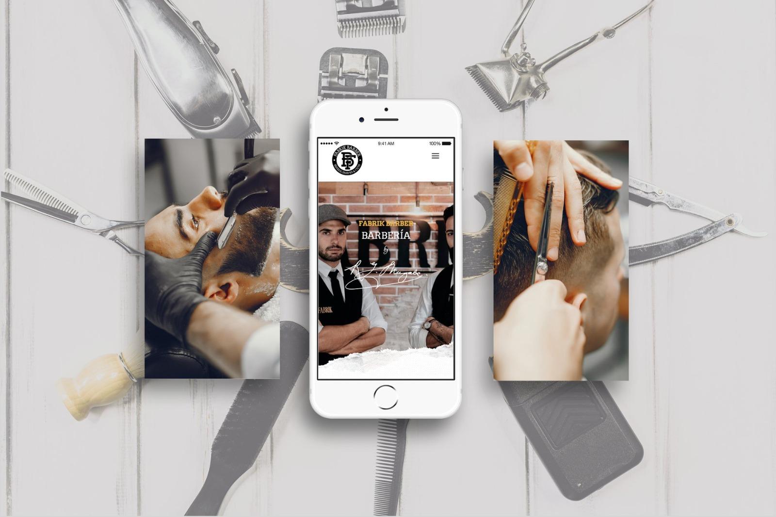 Proyecto Web - Fabrik Barber