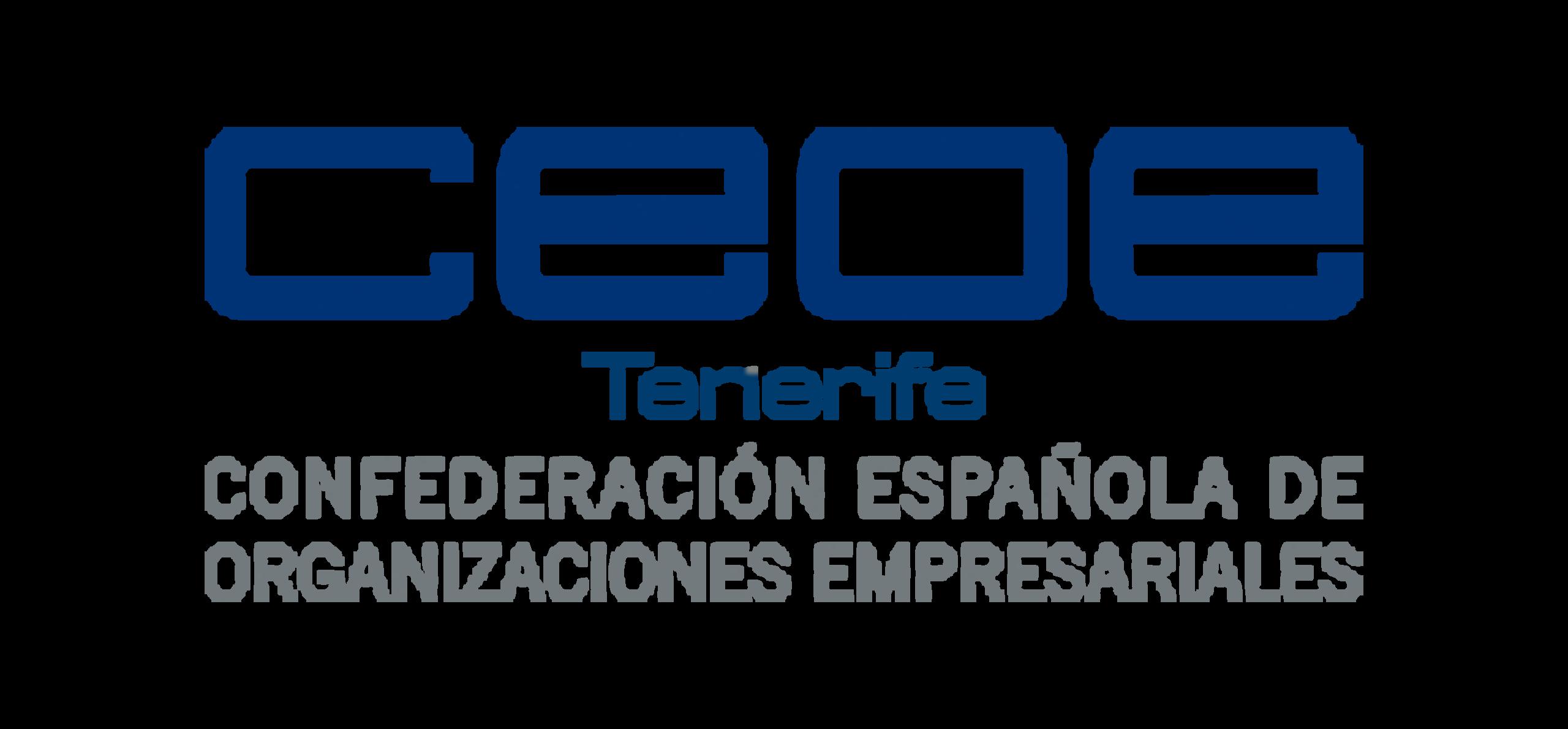 Logo de la Confederación Española de Organizaciones Empresariales