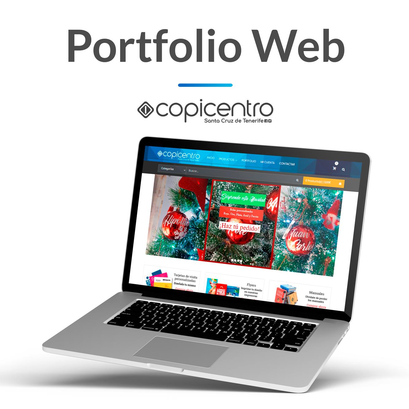 Portfolio Copicentro Tu Imrpesora en Internet X-Net